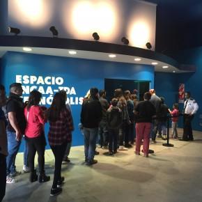 Espacio INCAA en Tecnópolis