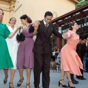 Festival de tango jóven